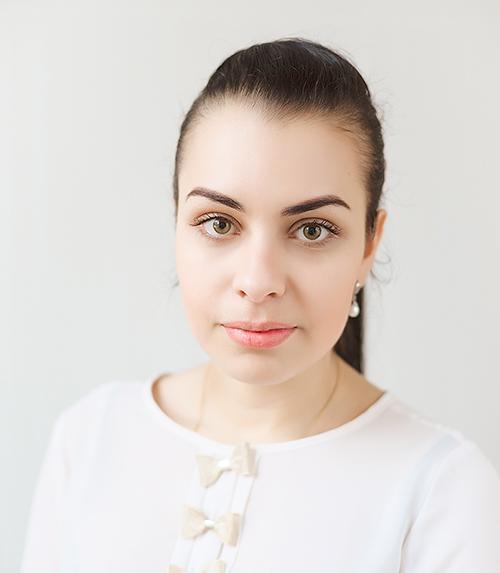 Наши мастера | Парфе - клуб красоты | Анастасия Кузьминич стилист